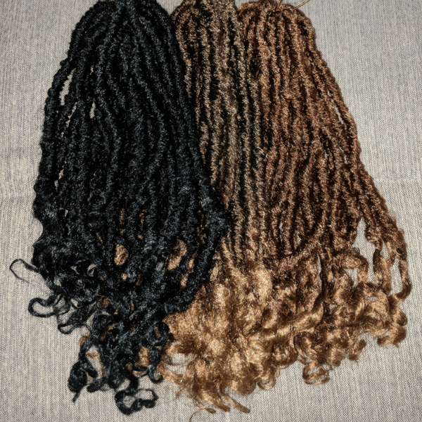 Dreadlock crochet