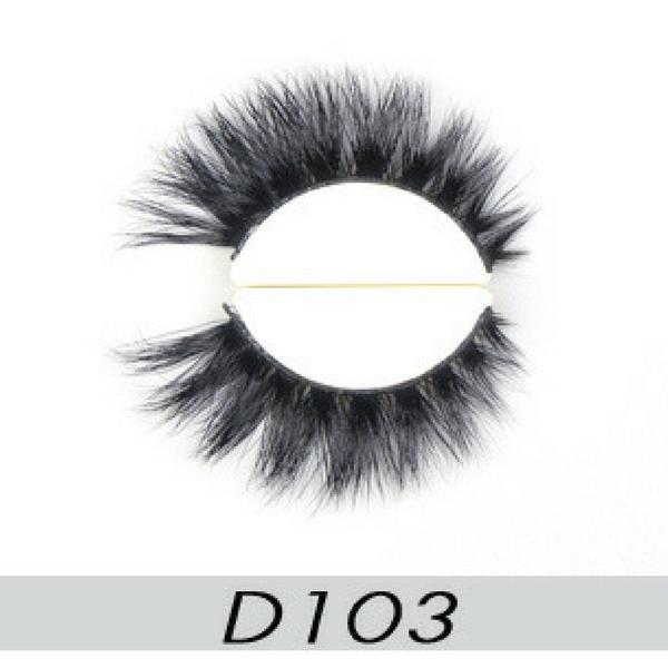 3D mink lashes d103